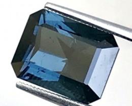 3.59ct Indicolite (all Blue)  Tourmaline - DS04