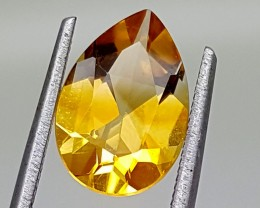 2.30 Cts CITRINE Best Grade Gemstones JI (1)