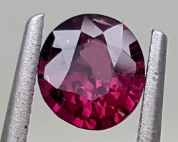 1.05 Cts RHODOLITE GARNET Best Grade Gemstones JI (1)