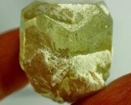 150 CT Natural - Unheated Green Beryl Crystal Rough