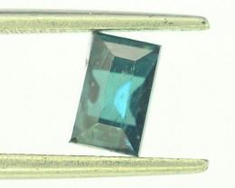 0.80 ct Natural Blueish  Tourmaline