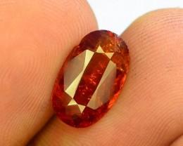 2.80 ct Natural Hessonite Garnet