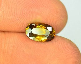 Top Fire 1.75 ct Natural Sphene
