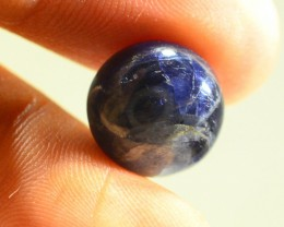 11.50 ct Star Blue  Sapphire Cabochons