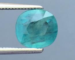 Rare Clarity 1.94 Cts Grandidierite World Class Rare Gem ~ Madagascar Kj1
