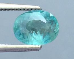 Rare Clarity 1.19 Cts Grandidierite World Class Rare Gem ~ Madagascar Kj2