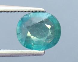 Rare Clarity 1.35 Cts Grandidierite World Class Rare Gem ~ Madagascar Kj4