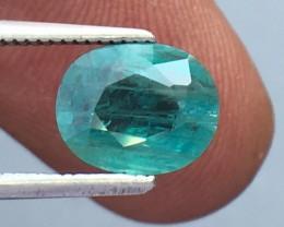 Rare Clarity 1.74 Cts Grandidierite World Class Rare Gem ~ Madagascar Kj5
