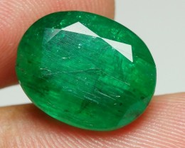 8.20 CRT BEAUTY COLOR ZAMBIAN EMERALD