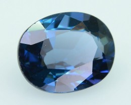 AAA Grade 1.22 ct Cobalt Blue Spinel Ceylon Unheated and Untreated SKU.2