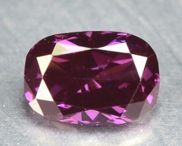 0.09 Cts Natural Pink Diamond Cushion Africa