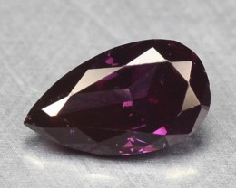 0.14 Cts Natural Pink Diamond Pear Africa