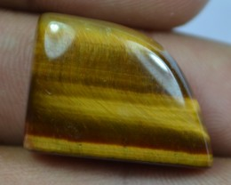 20.25 Ct UNTREATED NATURAL BEAUTIFUL TIGERS EYE