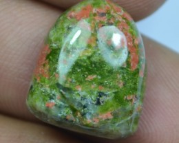 14.60 CT BEAUTIFUL UNAKITE GEMSTONE (NATURAL+UNTREATED)