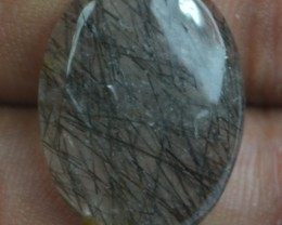 11.85 Ct Natural Untreated Rutilated Quartz Gemstone