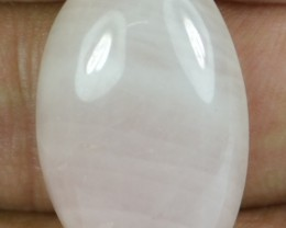 24.90 Ct BEAUTIFUL ROSE QUARTZ (NATURAL+UNTREATED)