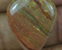 21.90 CT BEAUTIFUL STRIPED JASPER (NATURAL+UNTREATED)