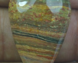 33.05 CT BEAUTIFUL STRIPED JASPER (NATURAL+UNTREATED)