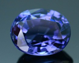 AAA Grade 1.37 ct Cobalt Blue Spinel Ceylon Unheated and Untreated SKU.2