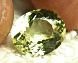 5.23 Carat VVS1 Collector Silimanite - Gorgeous