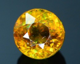 Top Color 1.95 ct Natural Sphene SKU.13