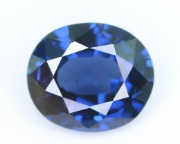 AAA Grade 1.35 ct Cobalt Blue Spinel Ceylon Unheated and Untreated SKU.2