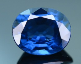 AAA Grade 1.38 ct Cobalt Blue Spinel Ceylon Unheated and Untreated SKU.2