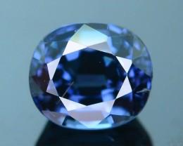 AAA Grade 1.11 ct Cobalt Blue Spinel Ceylon Unheated and Untreated SKU.2