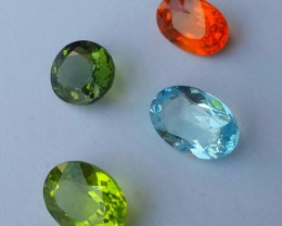 4.50 Cts~ Finest Ever~EXCEPTIONAL NATURAL SEMI FANCY COLOR  NR!!!