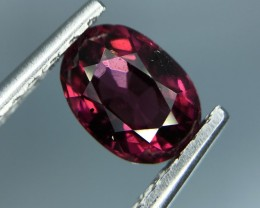 2.15 CT NATURAL RHODOLITE GARNET HIGH QUALITY GEMSTONE S24