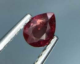 0.87 CT NATURAL RED RUBY HIGH QUALITY GEMSTONE S24