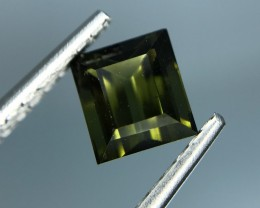 1.82 CT NATURAL GREEN TOURMALINE HIGH QUALITY GEMSTONE S24
