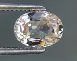 1.59 Cts Natural Zircon Awesome Color ~ Cambodia Kj84