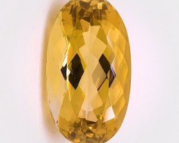 102.93ct Shining Citrine - Large Size Quality VVS Gem