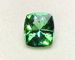 1.35 cts GREEN BLUE TOURMALINE ~ SEE VIDEO OF THIS AAA GEM!