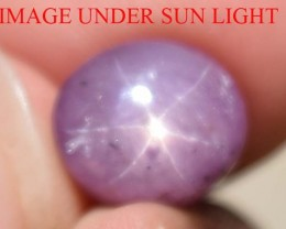 6.69 Ct Star Ruby CERTIFIED Beautiful Natural Unheated & Untreated