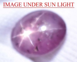 6.97 Ct Star Ruby CERTIFIED Beautiful Natural Unheated & Untreated