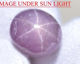 9.65 Ct Star Ruby CERTIFIED Beautiful Natural Unheated & Untreated