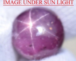 15.61 Ct Star Ruby CERTIFIED Beautiful Natural Unheated & Untreated