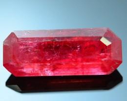 Rare 2.50 ct Rhodonite Great Rasberry Color Africa SKU 1
