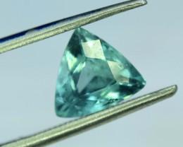 1.35 cts Natural Blue Tourmaline Loose Gemstone
