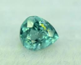 2.0 cts Natural Blue Tourmaline Loose Gemstone
