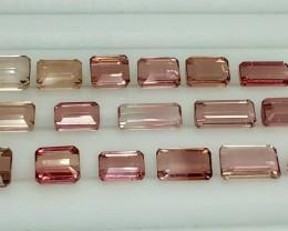 25.35 CT Natural Pink Tourmaline Beautiful GemstoneL5