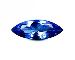 1.87 ct Majestic Exceptional Color IF Natural Tanzanite