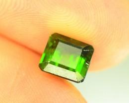 1.65 ct Untreated Green Tourmaline~ Afghanistan