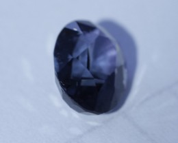 3.10 ct natural blue spinel oval cut.