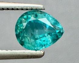 Rare Clarity .80 Ct Grandidierite World Class Rare Gem ~ Madagascar Kj85