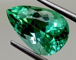 5.20 Cts GREEN SPODUMENE Best Grade Gemstones JI (4)