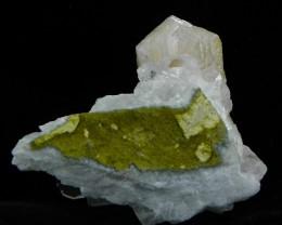 Rare Apophylite and Stilbite display specimen from Nasik, India list $40.00