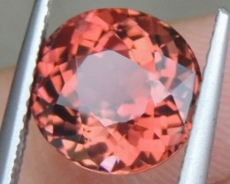 3.30cts,  Tourmaline,  Untreated,  Clean